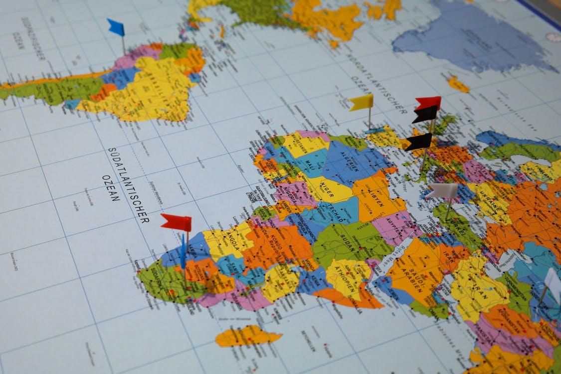 mudanza internacional