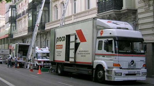 Empresas de mudanza madrid elegant empresa de mudanzas en - Empresas mudanzas sevilla ...
